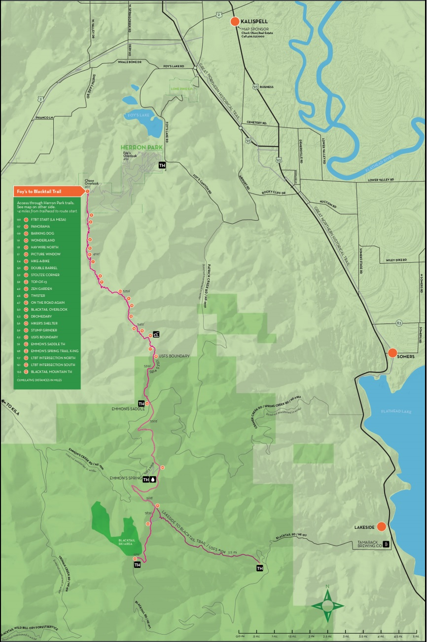 Swan Lake Montana Map.Rails To Trails Of Northwest Montana